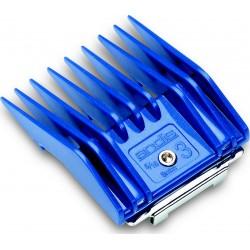 photo de Sabot 8 mm (peigne adaptable) n°3 SAN8 ANDIS pour tondeuse PRO AGR/AGC/MBG2/BGC2 et TONDEUSE MOSER 1245