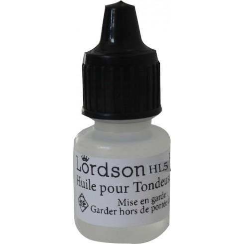 photo de Flacon d'huile 5 ml LORDSON pour tondeuse