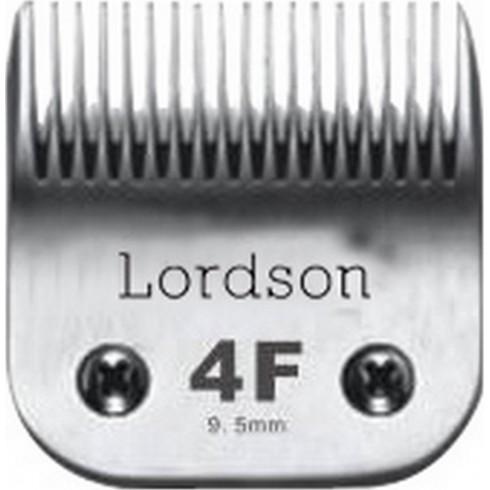 photo de Tête de coupe n°4F 9.5mm pour tondeuse PRO LORDSON/ANDIS/MOSER/OSTER