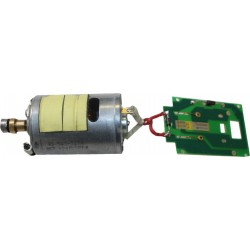 photo de -Circuit Imprimé + Moteur pour Tondeuse LA9060 LORDSON