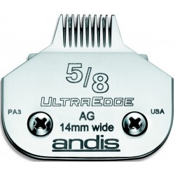 photo de Lame 0.80 mm N°5/8 ANDIS, tête de coupe TC64960 pour tondeuse PRO AGC/AGR/BGC/MBG/SMC