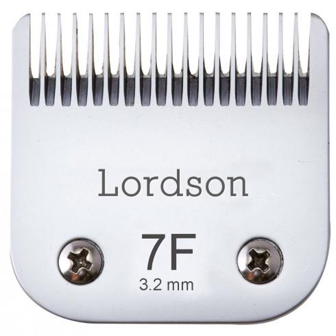 photo de Tête de coupe PRO n°7FC 3.2mm, finition LORDSON pour tondeuse PRO LORDSON /ANDIS/MOSER