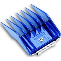 photo de Sabot 13 mm N°1 (peigne adaptable) ANDIS pour tondeuse PRO AGR/AGC/MBG2/BGC2, MOSER 1245, LORDSON LA9010/60